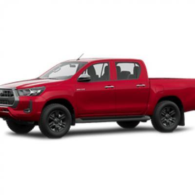 Toyota Hilux 2.4 4x2 MT